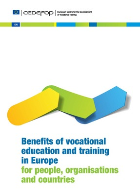 Benefits of vocational education and training in Europe