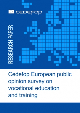 Cedefop European public opinion survey
