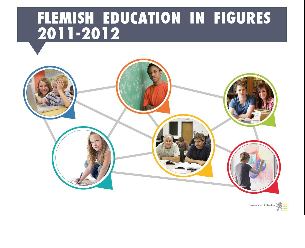 Flemish education in figures 2011-2012
