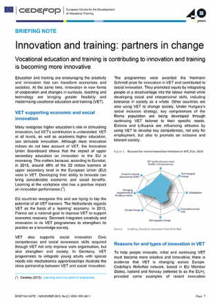 Innovationandtraining
