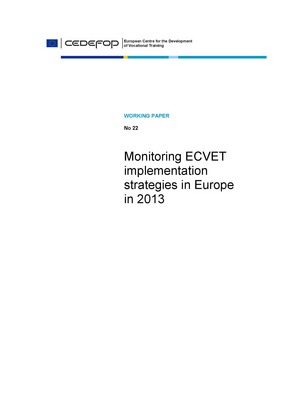 Monitoring ECVET