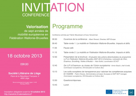 Invitation conference 18102013liege